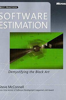 Software Estimation book cover