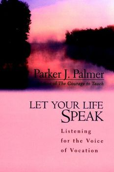 Let Your Life Speak book cover