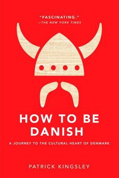 How to Be Danish book cover