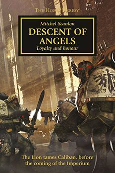Descent of Angels book cover