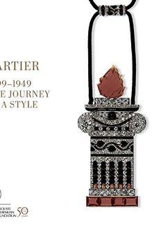 Cartier 1899-1949 book cover