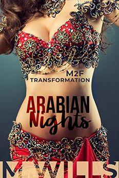 Arabian Nights book cover