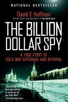 The Billion Dollar Spy book cover