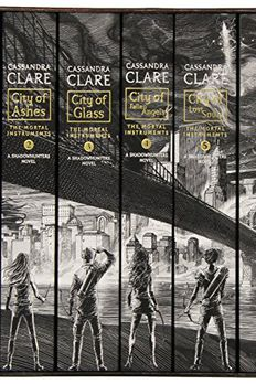The Mortal Instruments, the Complete Collection book cover