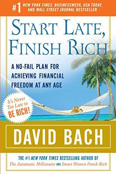Start Late, Finish Rich book cover