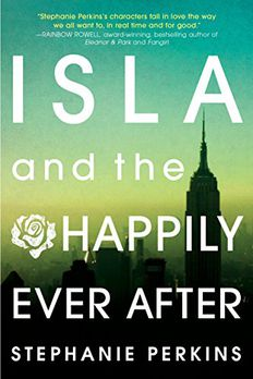 Isla and the Happily Ever After book cover
