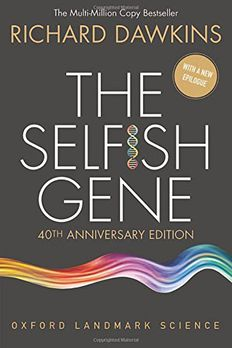 The Selfish Gene book cover