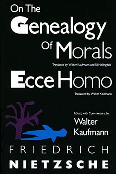 On the Genealogy of Morals and Ecce Homo book cover