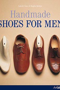 Handmade Shoes for Men book cover