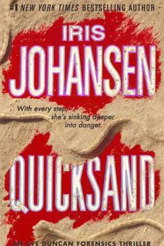 Quicksand book cover