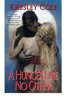 A Hunger Like No Other book cover