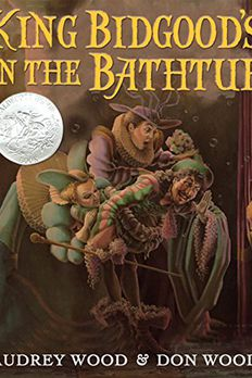 King Bidgood's in the Bathtub book cover