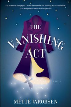 The Vanishing Act book cover