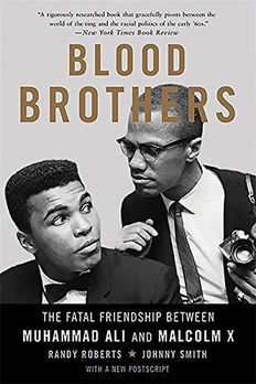 Blood Brothers book cover