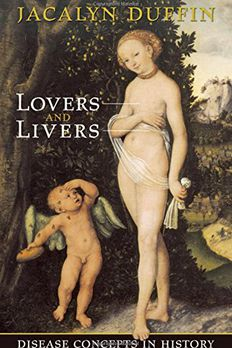 Lovers and Livers book cover