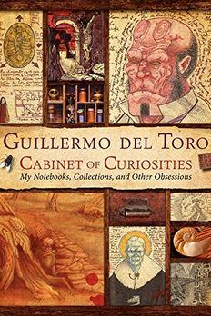 Guillermo del Toro Cabinet of Curiosities book cover