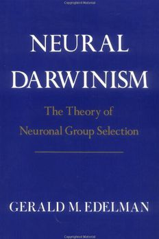 Neural Darwinism book cover