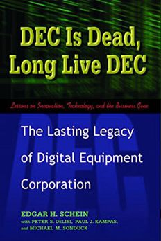 DEC Is Dead, Long Live DEC book cover