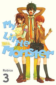 My Little Monster, Vol. 3 book cover