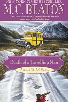 Death of a Travelling Man book cover