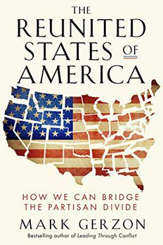 The Reunited States of America book cover