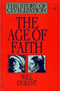 The Age of Faith book cover