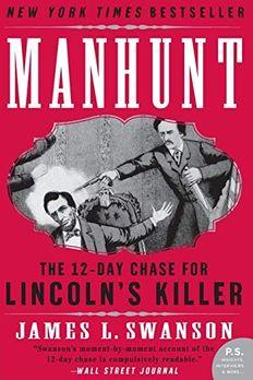 Manhunt book cover