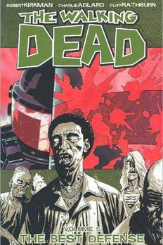 The Walking Dead, Vol. 5 book cover
