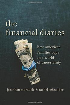 The Financial Diaries book cover
