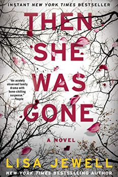 Then She Was Gone book cover