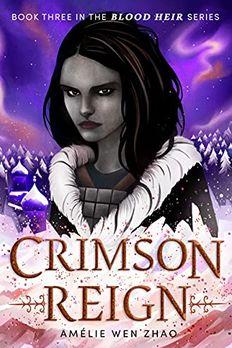 Crimson Reign book cover