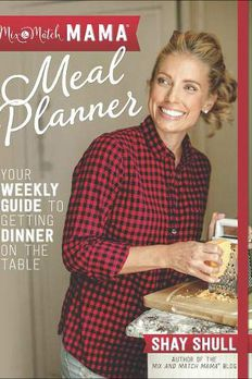 Mix-and-Match Mama® Meal Planner book cover
