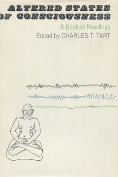 Altered States of Consciousness book cover