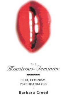 The Monstrous-Feminine book cover