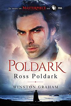 Ross Poldark book cover