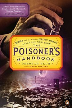 The Poisoner's Handbook book cover