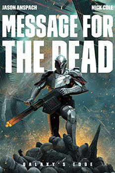 Message for the Dead book cover