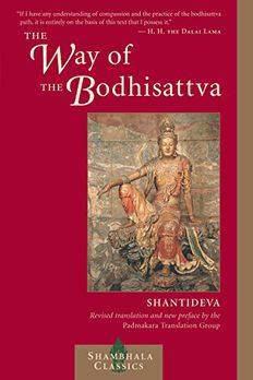 The Way of the Bodhisattva book cover