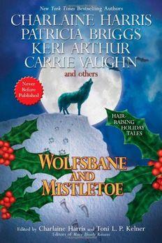 Wolfsbane and Mistletoe book cover