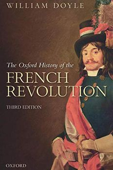 The Oxford History of the French Revolution book cover