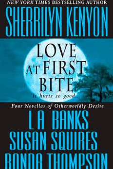 Love at First Bite book cover