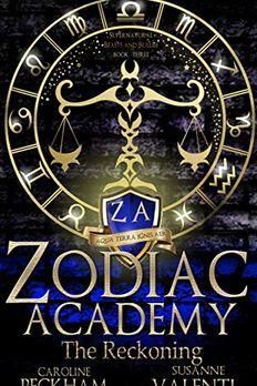 Zodiac Academy 3 book cover