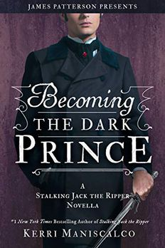 Becoming the Dark Prince book cover