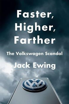 Faster, Higher, Farther book cover