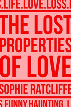 Lost Properties Of Love book cover