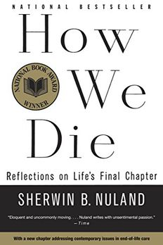 How We Die book cover