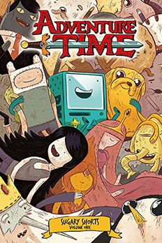 Adventure Time Sugary Shorts Vol. 1 book cover
