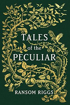 Tales of the Peculiar book cover