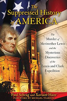 The Suppressed History of America book cover