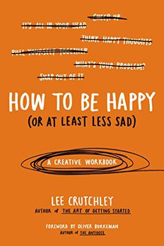 How to Be Happy book cover